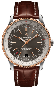 Breitling Navitimer Automatic 41 - Steel & Red Gold - Anthracite U17326211M1P2