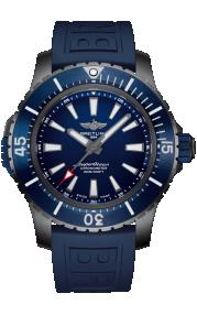 Breitling Superocean Automatic 48 Black Titanium - Blue V17369161C1S1