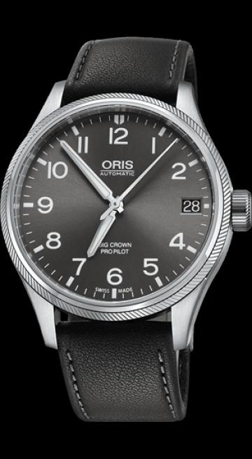 73d42c57 Купить наручные часы Oris Big Crown ProPilot Date 01 751 7697 4063 ...