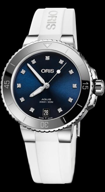 Oris Aquis Date Diamonds 01 733 7731 4195-07 4 18 63FC