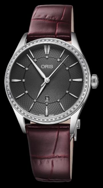 Oris Artelier Date Diamonds 01 561 7724 4953-07 5 17 63FC