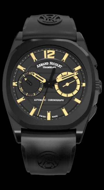 Armand Nicolet JO9 A654AQN-NC-GG4710N
