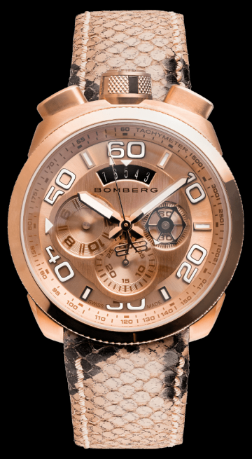 Bomberg Bolt-68 Pink Ora 45mm Limited Edition BS45CHPPK.048.3
