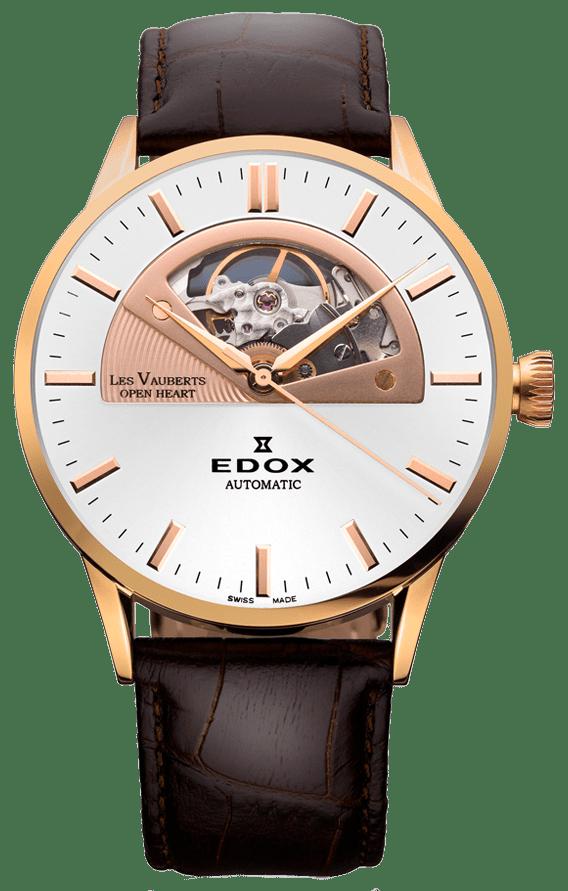Эдокс вкладывала немалые силы в разработку механизмов и техническое совершенство своей продукции.