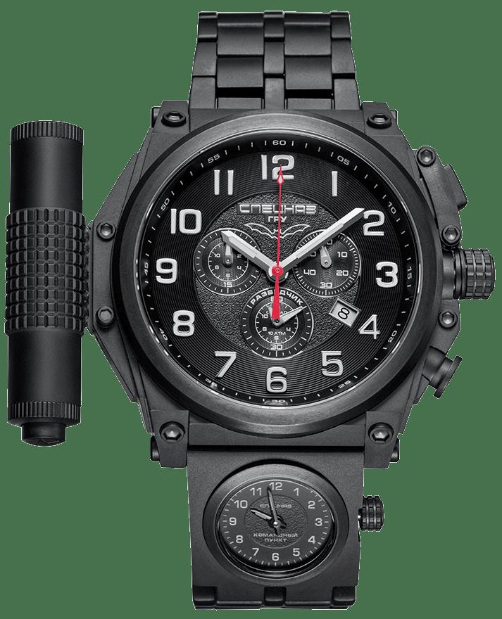 Военные часы – стильный подарок и удобный аксессуар.
